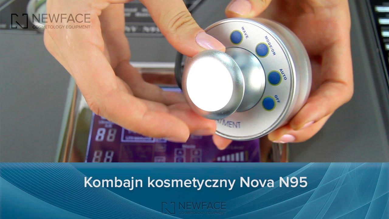 Kombajn kosmetyczny 5w1 NV-N95
