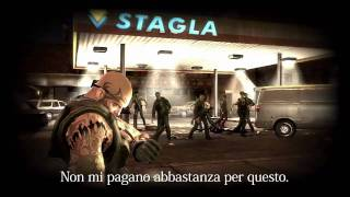Resident Evil: Operation Raccoon City - U.S.S. Characters Trailer (Italy)