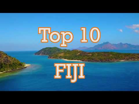 Fiji TOP 10 activities