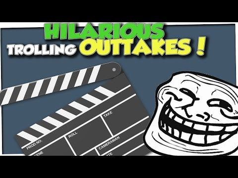 Minecraft Trolling - UNSEEN MADNESS AND OUTTAKES [Ep 1]