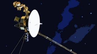 Voyager leaves the Solar System - Deep Sky Videos