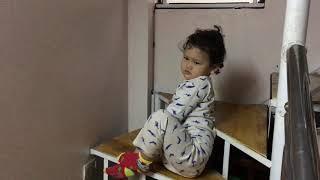Bé Bun Bị Troll Gọi Dậy Buổi Sáng Mặt Nhăn Như Khỉ Nhai Gừng 💓 BunBun Kids TV