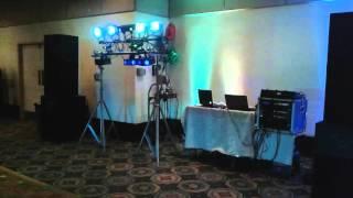 Dj Victor lopez en la fiesta 5 de marzo 2016