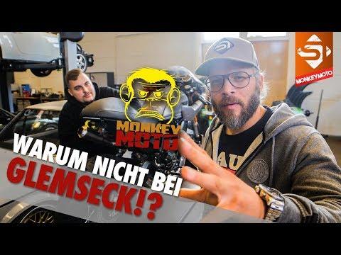 Warum nicht bei Glemseck?!   Scrambler Part 5   Monkey Moto