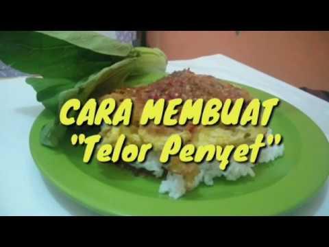 """CARA MEMBUAT """"TELOR PENYET"""" - YouTube"""