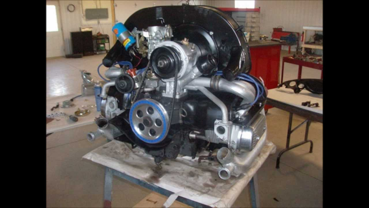 Classic Vw Engine Rebuild By Last Chance Auto Restore
