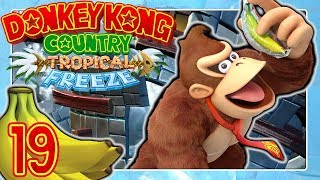 Die ultimative Frozen Raketenfass Erfahrung 🍌 DONKEY KONG COUNTRY: TROPICAL FREEZE #19
