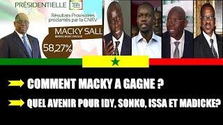 Nakaleu Macky Gagné Election bi ? Louy Avenirou Sonko, Idy...