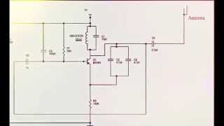 Simple Mobile Phone Jammer Circuit Diagram  #Jammer  #Electronic
