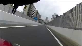 【2倍速】首都高 王子北入口 ~ 外環浦和 (後方視点)