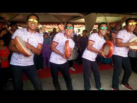 kompang 5 beradik official (13/11/2016)