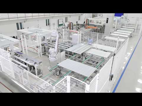 Turnkey Solar Module Manufacturing Line - PV Module Factory  - Mondragon Assembly
