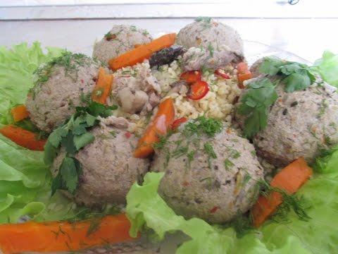 Кюфта — քյուֆթա (kyuft'a)армянское блюда-род фрикаделек.