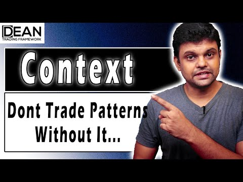 Trading Patterns With Context – Trading Tips By The One Minute Trader