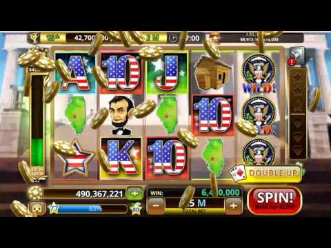 Lincoln 's Luck - Get Rich Slots
