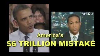 Obama's Legacy Of Failures - 30 Documented Examples