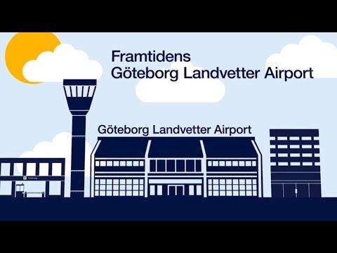 Göteborg Landvetter Airports utveckling och framtid