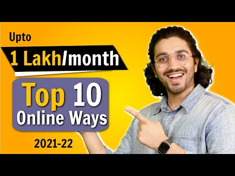 How to earn money online ? Top 10 Jobs for students | We are hiring