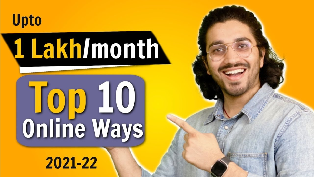 How to earn money online ? Top 10 Jobs for students   We are hiring