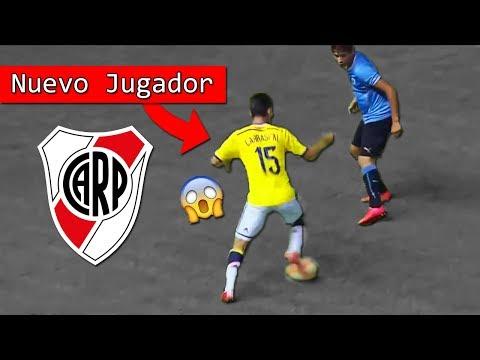 Carrascal, el Neymar Colombiano, tercer REFUERZO de River 😏