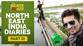 The MAD NoMAD Ep# 004 Rowing in Loktak Lake! Gets a taste of Manipuri Hospitality.