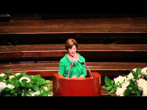Highland Park High School 2012 Baccalaureate - Laura Bush, Keynote Address