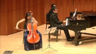 Stephanie Chen played陳士惠Shih-Hui Chen- Shui (water) at Senior Recital (Part-2)