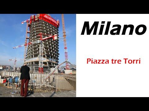 m5 tre torri Milano 🌃 🌆