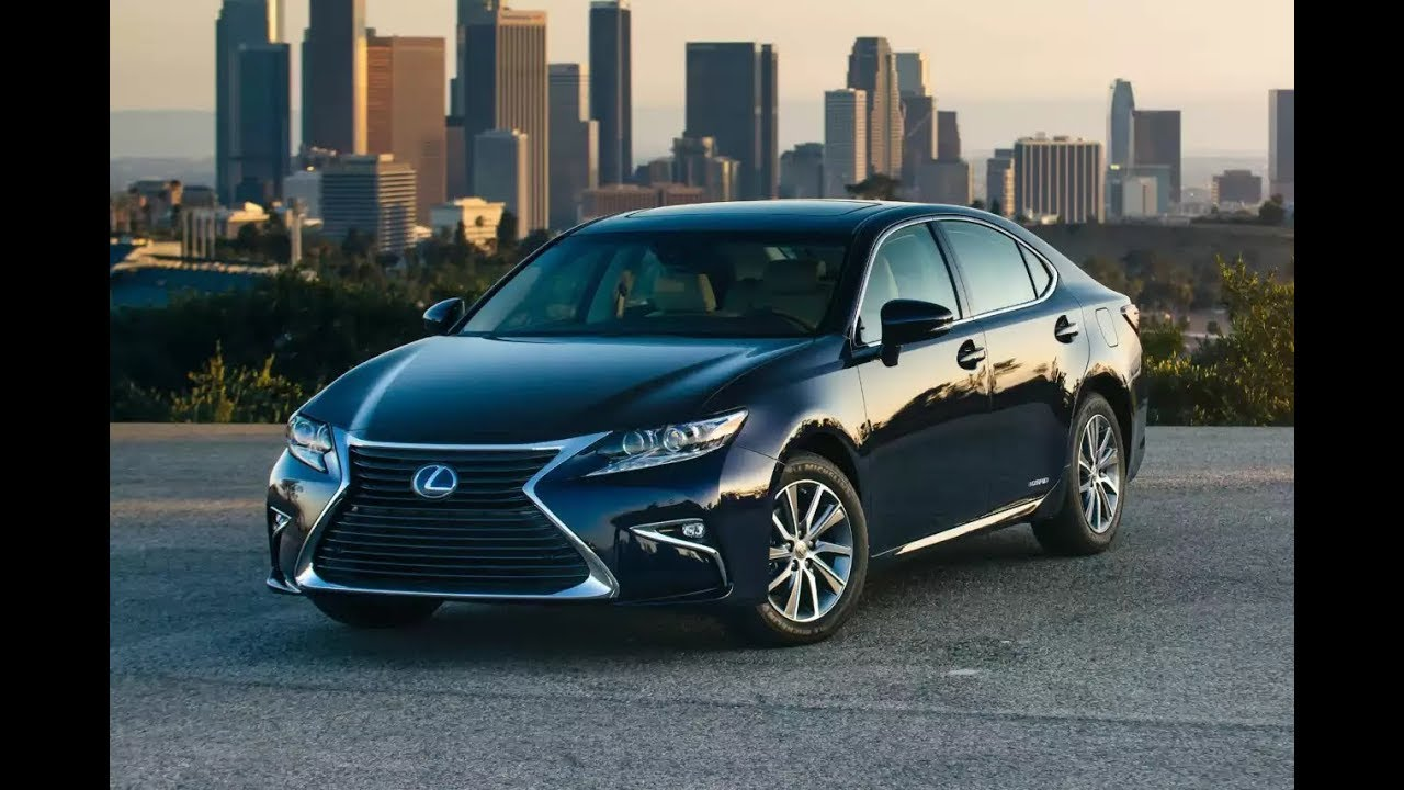 Lexus Es 300h 2017 Car Review