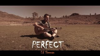 PERFECT - Ed Sheeran - fingerstyle guitar cover by soYmartino
