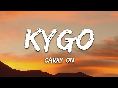 Kygo, Rita Ora - Carry On (Lyrics) POKÉMON Detective Pikachu Soundtrack