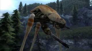 - Half Life 2 - Strider Sounds
