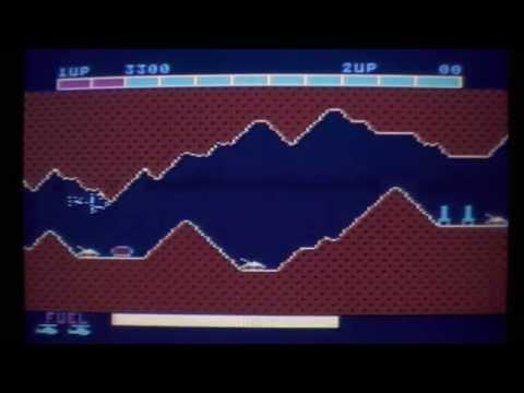 Let's Compare: Super Cobra (Atari 2600/Videopac/800XL/C64)