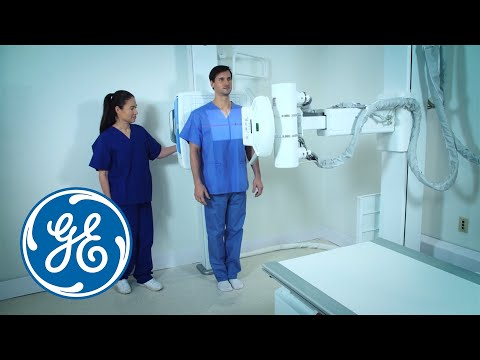 GE Healthcare X-ray: Proteus XR/f – the logical step to digital radiography | GE Healthcare