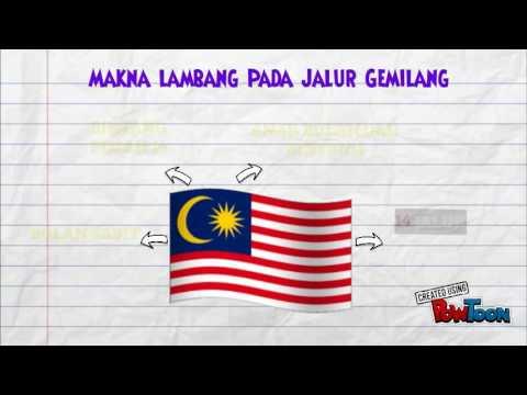Sejarah Tahun 5 Bendera Kebangsaan Youtube