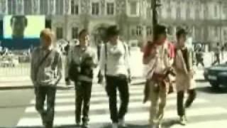TVXQ DBSK - YEO HAENG GI ( Bonjour Paris )