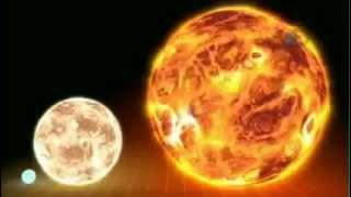 Keşfedilmiş En Büyük Yıldız - Largest star ever discovered compared to our Sun