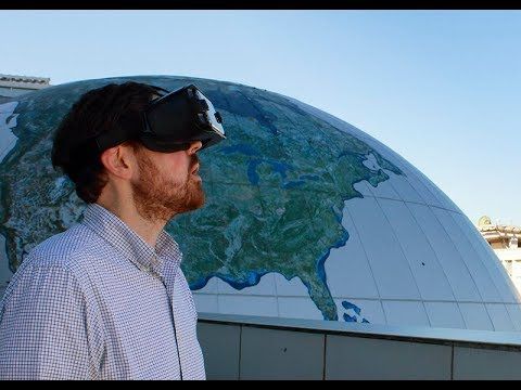 Science Cafe: Changing Perspective: Virtual Reality at Museums