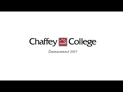Chaffey College Virtual Commencement 2021