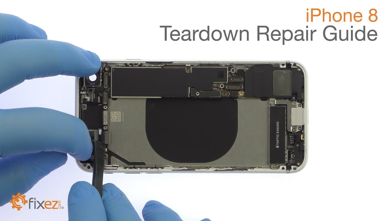 info for f829f d98fe iPhone 8 Teardown Repair Guide - Fixez.com