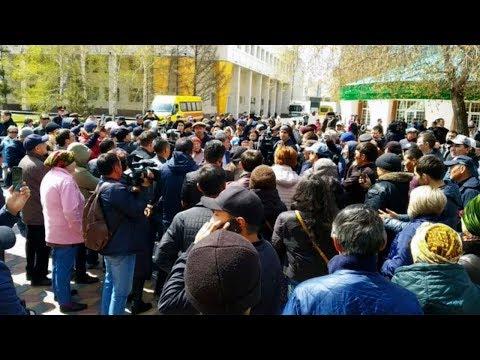 Поднимайтесь. Стартовал марафон против Назарбаева и Китая  / БАСЕ