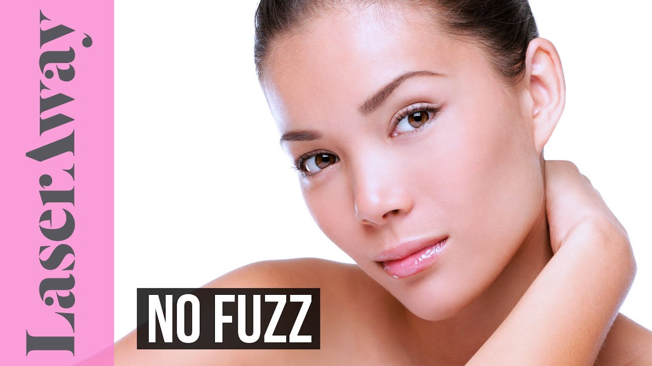 Laser Hair Removal LaserAway - Laser hair removal face
