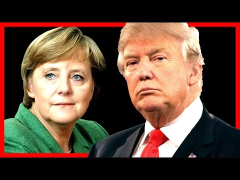 FULL DAY: President Donald Trump Joint Press Conference with Angela Merkel 3/17/17 TRUMP MERKEL 🔴