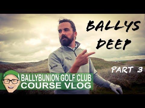 BALLYBUNION GOLF CLUB - BALLYS DEEP