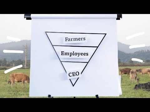 Turning The Food Industry Upside Down | Organic Valley