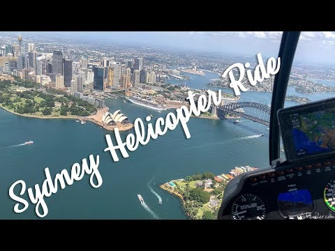 Sydney Helicopter Tour - Amazing Aerial Views And Flight Experience