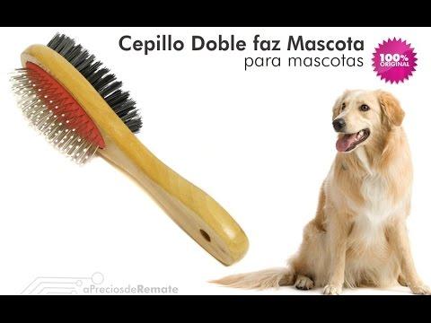 Furminator Cepillo de Doble Cara para Perro
