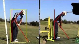 Chuck Waltz Golf Academy Maintaining Your Spine Angle