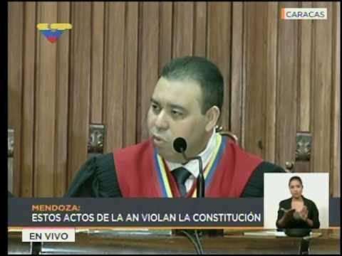 Sala Constitucional TSJ: Nombramiento de magistrados es nulo y de evidente ánimo subversivo