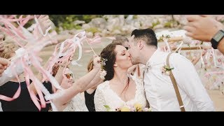 Vincent & Nikolett Wedding - Amazing Island Wedding!
